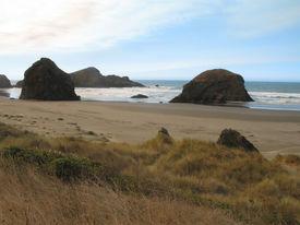 Oregon Shoreline