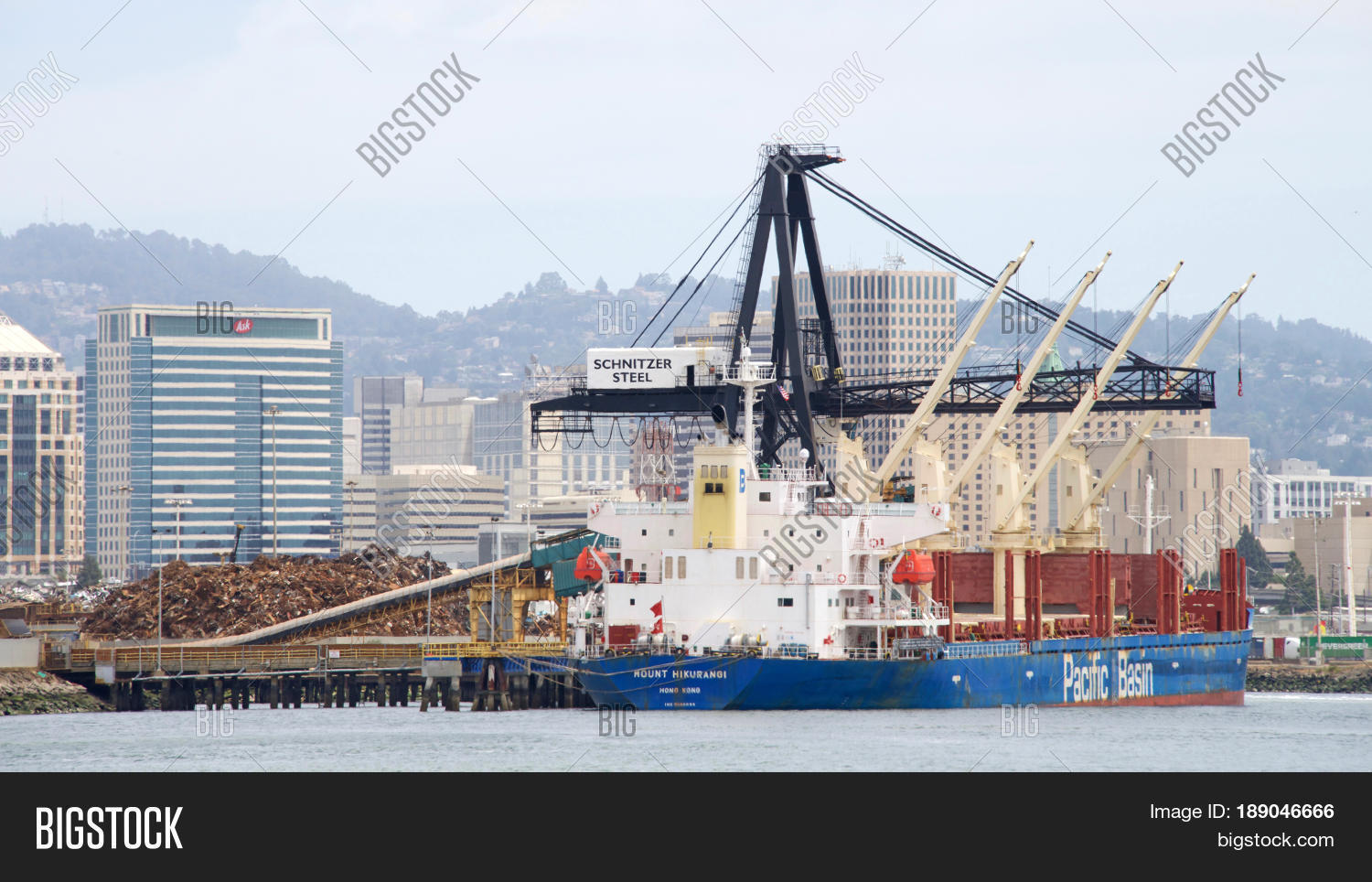 Oakland CA May Image Photo Free Trial Bigstock - Schnitzer scrap