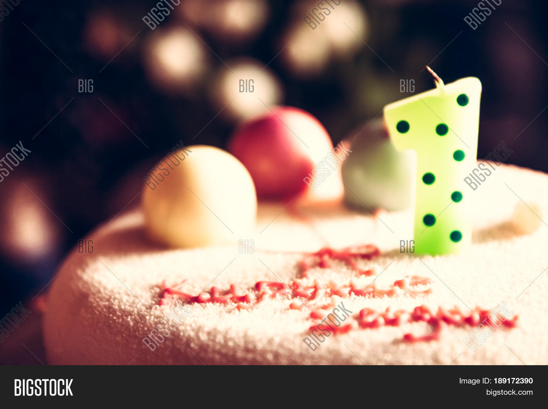 Happy Birthday Cake Image Photo Free Trial Bigstock