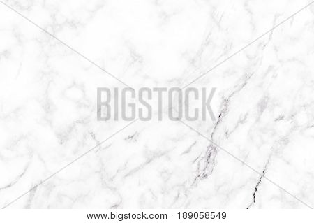 White cloud marble texture with subtle grey veins (Natural pattern for backdrop or background, And can also be used create marble effect to architectural slab, ceramic floor and wall tiles)