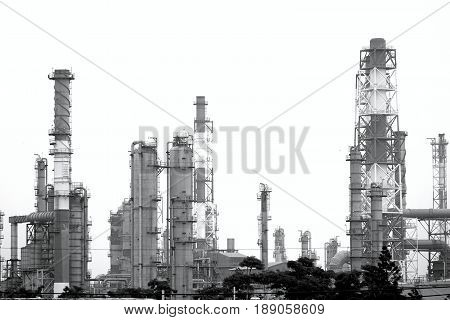Large Petrochemical Complex