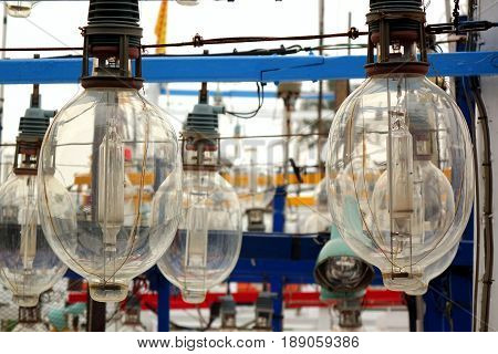 Large Bulb Fishing Light Attractors