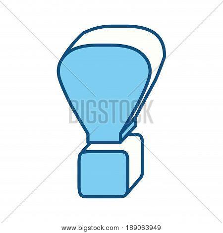 exclamation symbol alert vector illustration graphic design icon