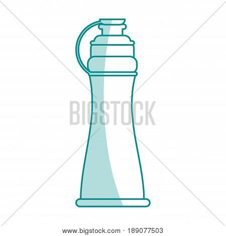 Moisturizing drink shadow illustration icon vector design graphic