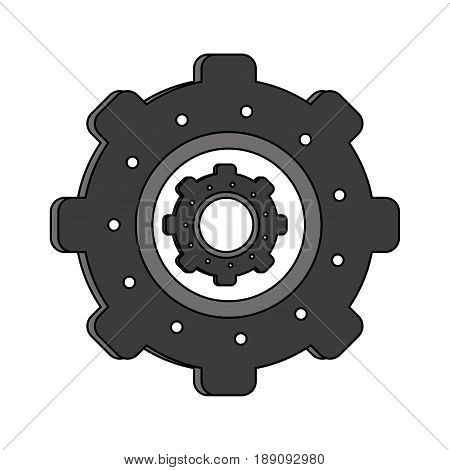 pinion cartoon illustration design graphic icon vector
