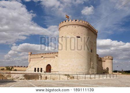 Castle of Arevalo Avila province ,Castilla and Leon, Spain