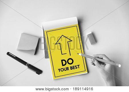 Improve Yourself Dare to Dream No Limits