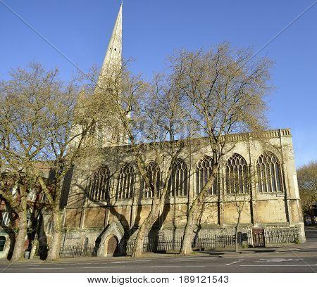St Nicholas Church Baldwin Street Bristol City