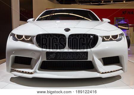 Bmw M5 Hamann Mi5Sion