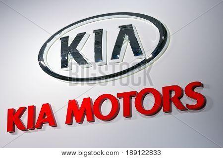 Kia Motors Symbol