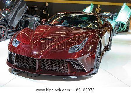 Mansory Ferrari