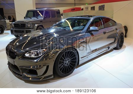 Hamann Mirror Gc Based On Bmw M6 F13