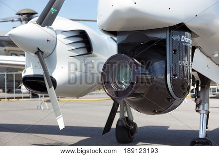 Airplane Camera