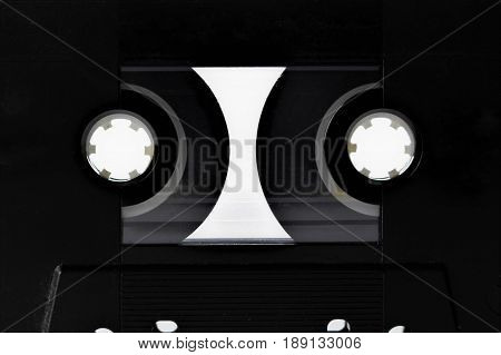 An image of a audio Cassette - vintage