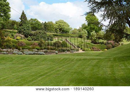 Calverley Grounds Public Park In Tunbridge Wells