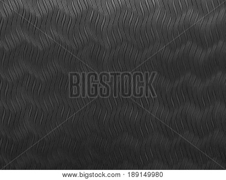 Background sheet of metal covered with lines metal pattern texture of copper