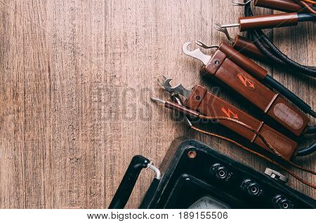 Old Tools For Electrician