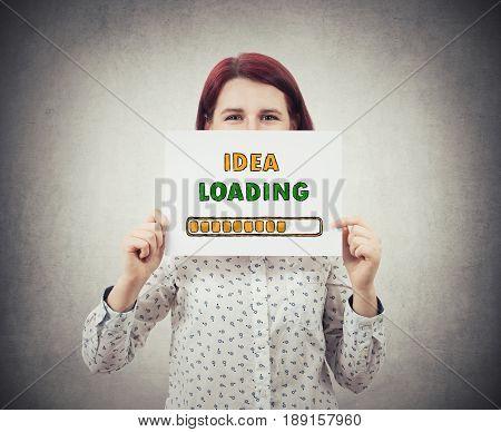 Business Idea Loading