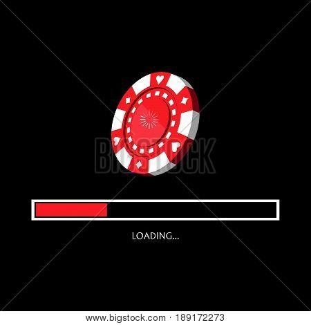 Casino Loading Bar