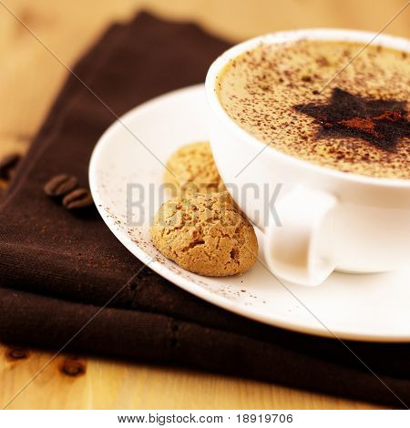 Coffee with Biscotti