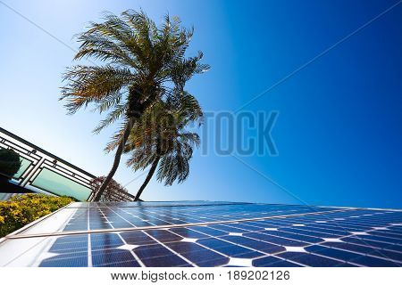 Solar Energy Power Generator For Sustainable Development