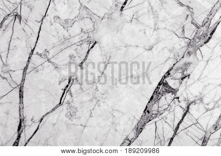White gray marble texture with subtle grey veins (Natural pattern for backdrop or background, And can also be used create marble effect to architectural slab, ceramic floor and wall tiles)