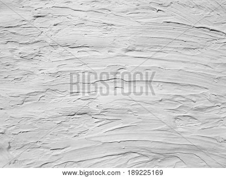 White whitewashed wall. Hight resolution texture. Grung