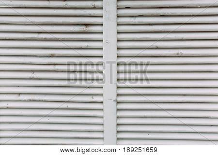 Vintage Wooden Shutter, Jalousie