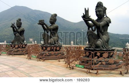 Buddhist Deities