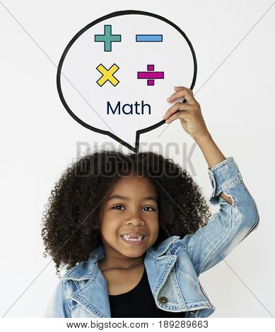 Math Formula Calculation Education Graphic