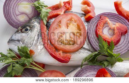 Dorado Fish Mediterranean Recipes
