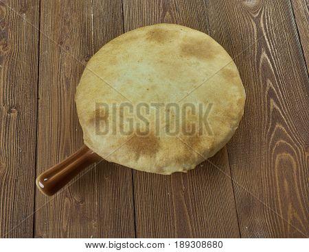 Chicken Thigh Pot Pie