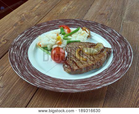 Carne A La Tampiquena