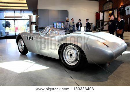 PS Speicher Museum - Borgward Hansa 1500 RS - Einbeck/Germany - 2017 March 26.