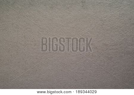 Grey Felt Texture Background. Fiber texture of felt close-up