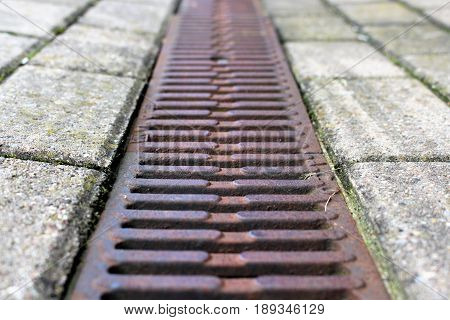 An Image of a drain - architcture, drainage
