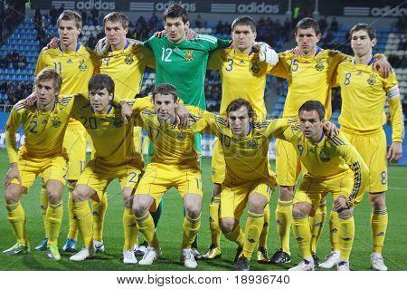 Ukraine (u 21)-Nationalmannschaft