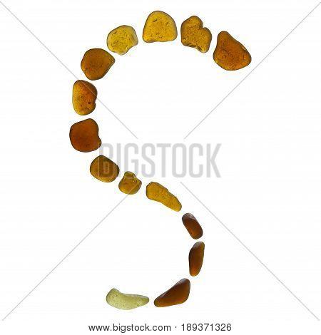 Sea Glass Symbol