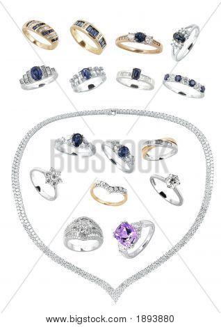 Luxury Jewelry