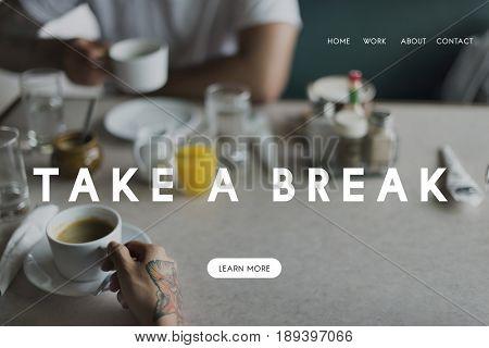Break Relax Relief Rest Stop