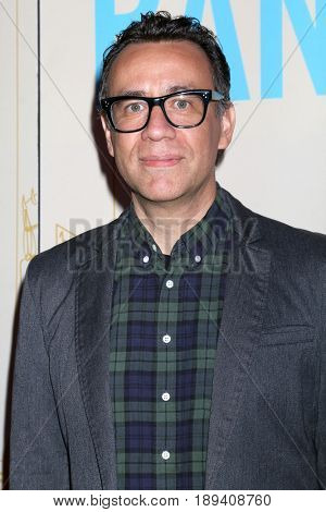 LOS ANGELES - MAY 31:  Fred Armisen at the