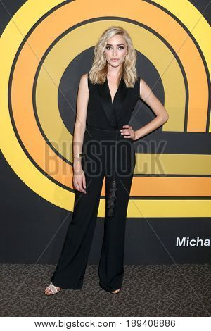 LOS ANGELES - MAY 31:  Brianne Howey at the Showtime's