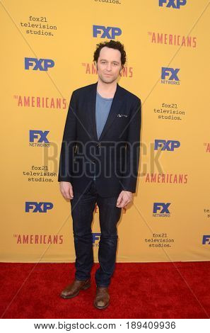 LOS ANGELES - JUN 1:  Matthew Rhys at the FX's