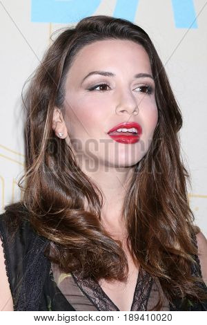 LOS ANGELES - MAY 31:  Masiela Lusha at the