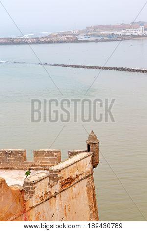 In Rabat Morocco