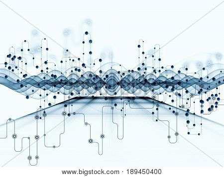 Visualization Of Digital Data Transfers