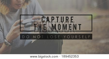 Capture Memory Wander Passion Word