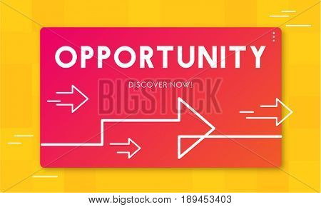 Opportunity Chance Impossible Choice Word