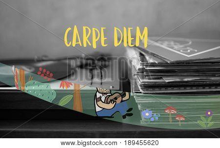 Carpe Diem Live It Up