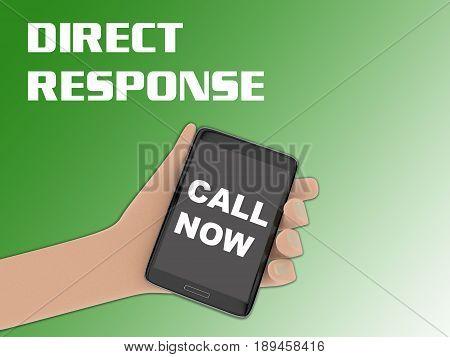 Direct Response Concept